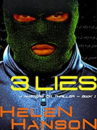 3 Lies: A Masters Cia Thriller by Helen Hanson ebook deal