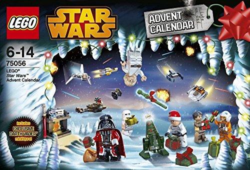 LEGO Star Wars - Advent Calendar, 274 piezas (75056)