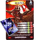 Doctor Who - Single Card : Exterminator 047 Reaper Dr Who Battles in Time Common Card