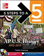5 Steps to a 5 AP US History with-ROM,