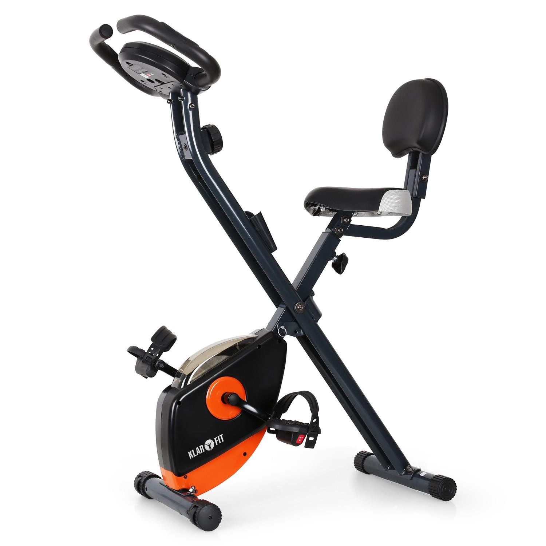 Klarfit XBike 700 Bicicleta estatica ergometro pulsometro