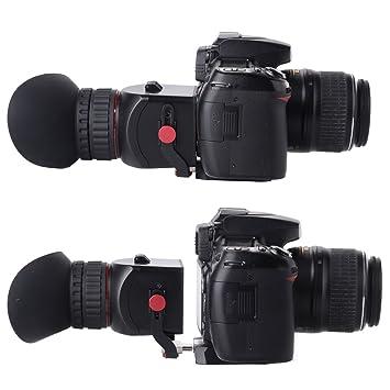 Protezione display LCD oculare Nikon D40 D40x D60
