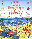 Hazel Maskell 1001 Things to Spot on Holiday (Usborne 1001 Things to Spot)
