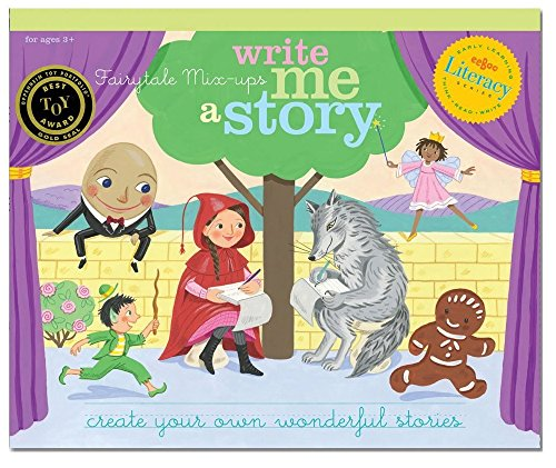 Eeboo Write Me a Story: Fairytale Mix-Up