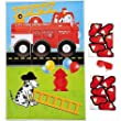 Fire Engine Fun Party Game [Toy] [Toy]