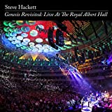 Genesis Revisited: Live at the Royal Albert Hall by Hackett, Steve [Music CD]