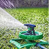 Planted Perfect Impulse Garden Sprinkler System with Gardener E-book Bundle