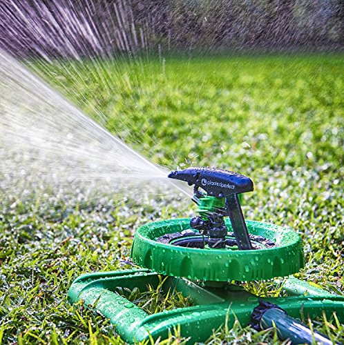 Planted Perfect Impulse Garden Sprinkler System with Gardener E-book Bundle (Sprinkling Hose compare prices)