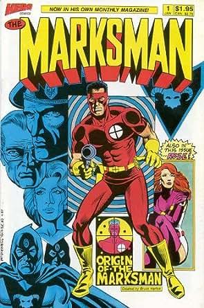 Amazon.com: Marksman #1 eBook: Dennis Mallonee, Steve