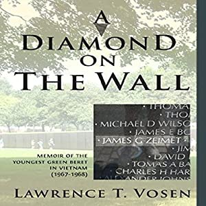 A Diamond on the Wall Audiobook