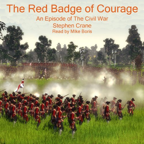 "the wars within in the red badge of courage by stephen crane In ""the red badge of courage,"" the novel that made crane famous, at the age of twenty-three, the nonhero henry fleming desperately wants to be perceived as brave, even in 1890, another brother persuaded stephen to give up on the military, arguing that there wasn't likely to be a war in his lifetime."