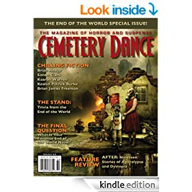Cemetery Dance: Issue 69