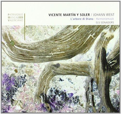 L'Arbore Di Diana(Johann Went) -  Martin Y Soler - CD
