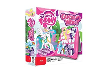 Winning Moves - 0941 - Qui Est-ce My Little Pony