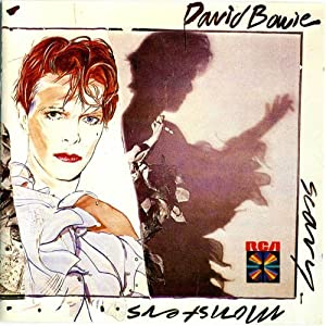 Scary Monsters (RCA)