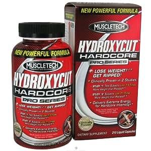 Muscletech Hydroxycut Hard Core Pro