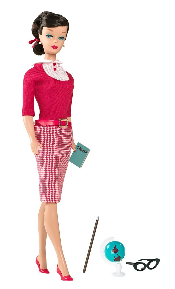 Barbie My Favorite Career Vintage Student Teacher Barbie Doll