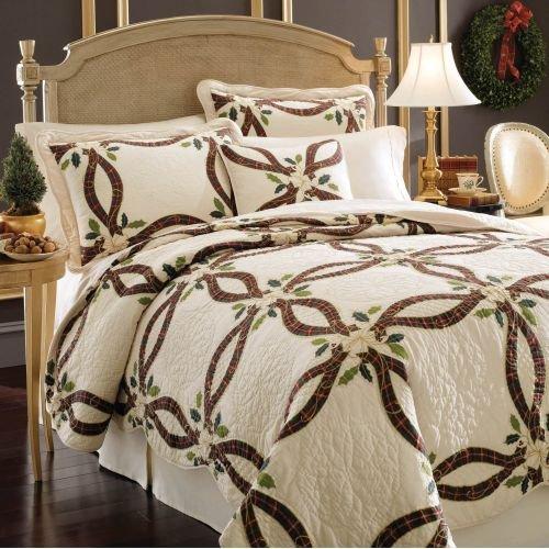 Lenox Holiday Nouveau Twin Quilt