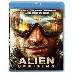 Alien Uprising [Blu-ray]