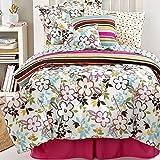 Jessica Sanders Bedding ABIGAIL 8-Piece Twin XL Comforter & Sheet Set