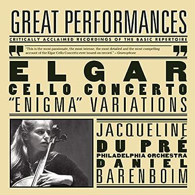 "Elgar: Cello Concerto; Enigma"" Variations; Pomp and Circumstance Marches No. 1 & 4"