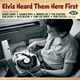 Various Artists Elvis Heard Them Here First
