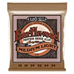 Ernie Ball 2146 Earthwood Medium Ligh...