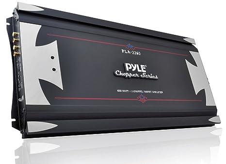 Pyle PLA2260 Amplificateur haute puissance à Mosfet à 2 canaux 4000 W