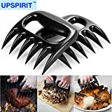 2pcs Bear Paws Claws knives Meat Handler Fork Tongs Pull Shred Pork BBQ Gadget