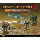 Battletech HexPack: Lakes & Rivers