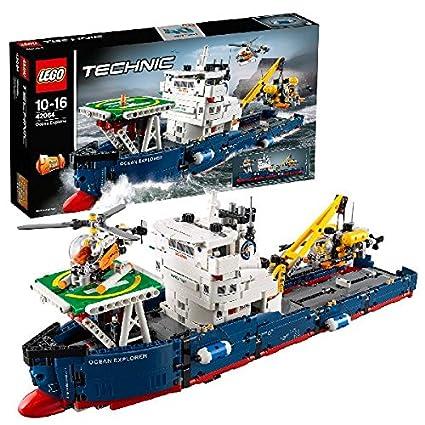 LEGO - 42064 - Technic -  Jeu de construction - Le Navire d'exploration
