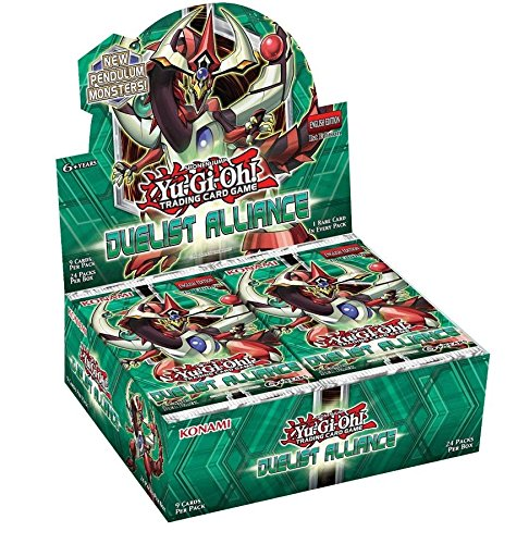 Yugioh Duelist Alliance Deluxe Edition Yugioh Duelist Alliance