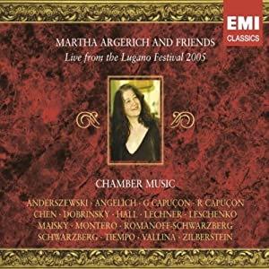 Martha Argerich -  Live from the Lugano Festival 2005 [Disc 3]