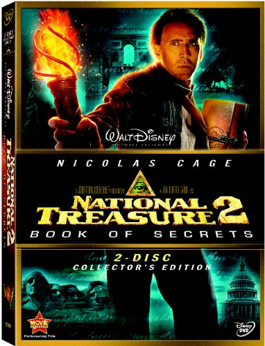 Cover art for  National Treasure (Two-Disc Collector's Edition)