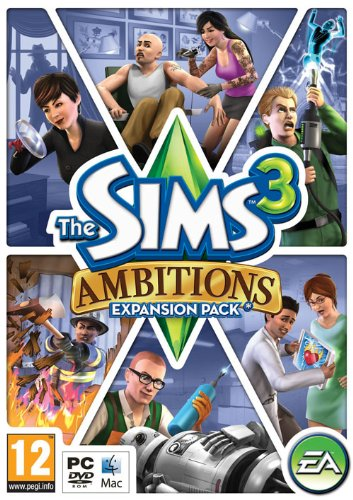 Sims 3 ambitions (PC) (UK)
