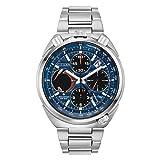 Men's Citizen Promaster Tsuno Chronograph Racer Bracelet Watch AV0070-57L
