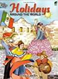 Holidays Around the World (Dover Holiday Coloring Book)