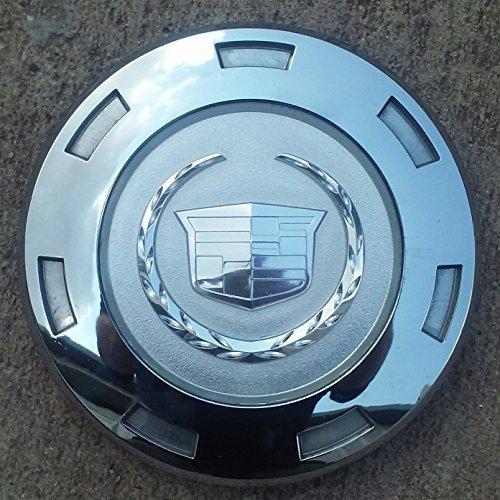 22 Inch 2007 2008 2009 2010 Cadillac Escalade Chrome Emblem OEM Center Cap Wheel Rim Cover Hubcap 9596649 9598297 or 9597950 8