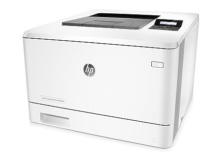 HP M452nw Imprimante Laser Jet Pro Blanc/Gris Foncé