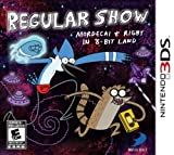 Regular Show: Mordecai and Rigby in 8-bit Land
