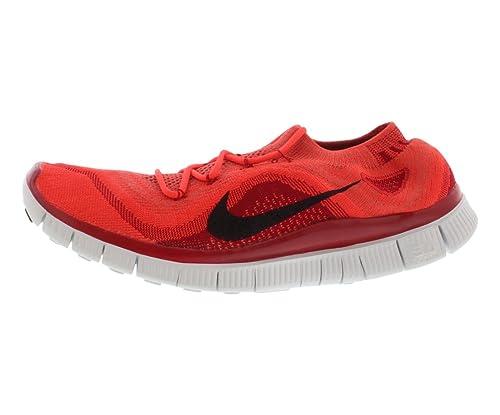 Flyknit Running Trainers Sneakers Crimson Dp B00juf6ccq Sale