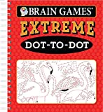 img - for Brain Games  Extreme Dot-to-Dot book / textbook / text book