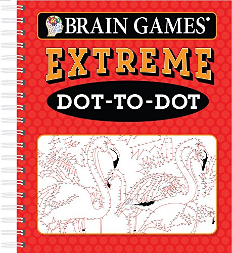 Brain Games® Extreme Dot-to-Dot