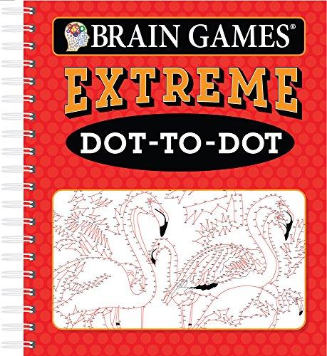 Brain Games® Extreme Dot-to-Dot
