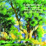 FAURE. Complete Music for Piano. Stott