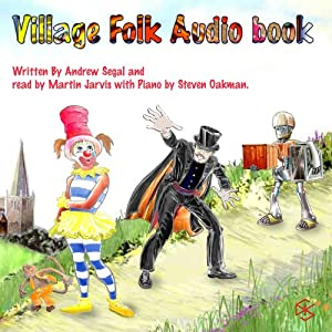 Clarissa the Clown and The Village Folk | [Andrew Segal]