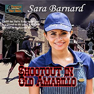 Shootout in Old Amarillo Audiobook