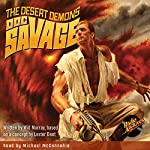Doc Savage #4: The Desert Demons | Will Murray