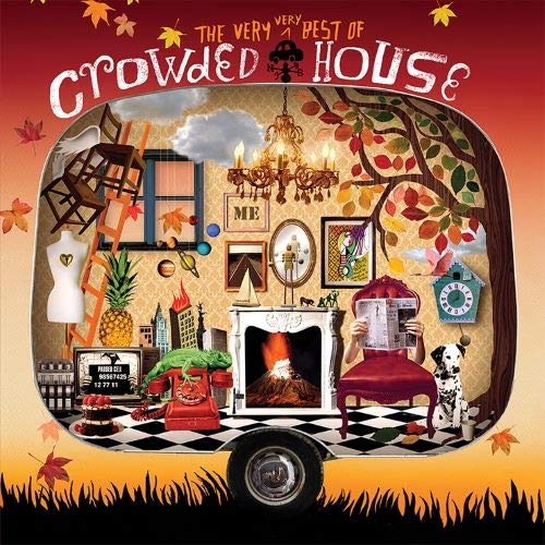 Vinilo : CROWDED HOUSE - Very Very Best Of Crowded House (2 Discos)