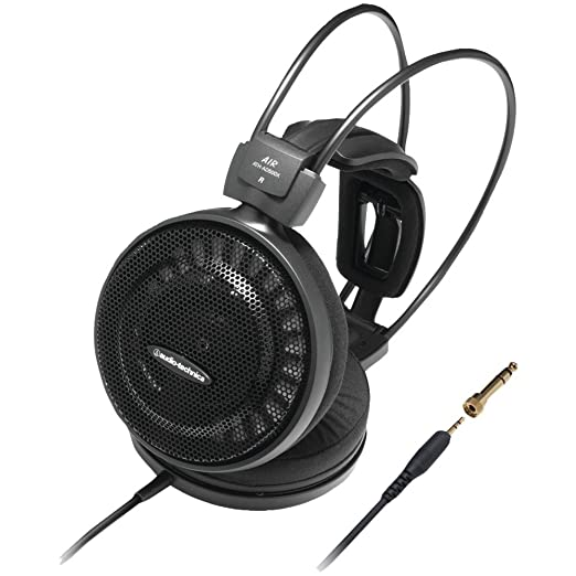 AUDIO TECHNICA ATH-AD500X OPEN-BACK AUDIOPHILE HEADPHONES